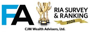 Financial Advisor Magazine RIA Survey & Ranking 2020