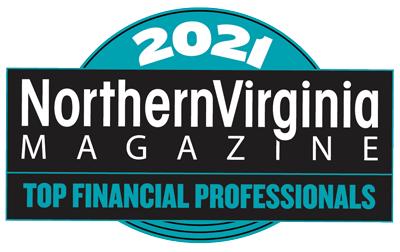 Northern Virginia Magazine Top Financial Advisers